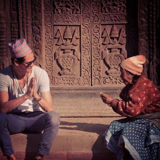 Spenden für Nepal